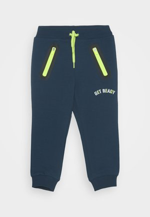 NMMKARLO PANT UNB - Tracksuit bottoms - gibraltar sea