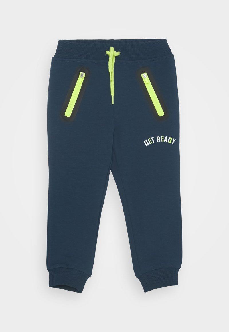 Name it - NMMKARLO PANT UNB - Tracksuit bottoms - gibraltar sea