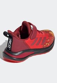 adidas Performance - LEGO® NINJAGO®  - Stabilty running shoes - red - 2