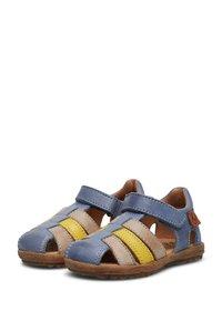 Naturino - SEE - Baby shoes - blau/gelb/grau - 1
