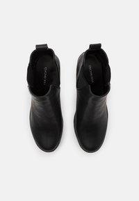 Even&Odd Wide Fit - Ankelboots - black - 5