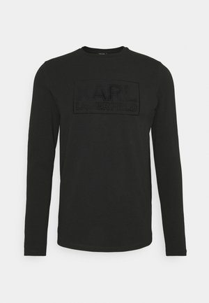 CREWNECK  - Long sleeved top - black