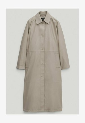 LIMITED EDITION - Classic coat - light grey
