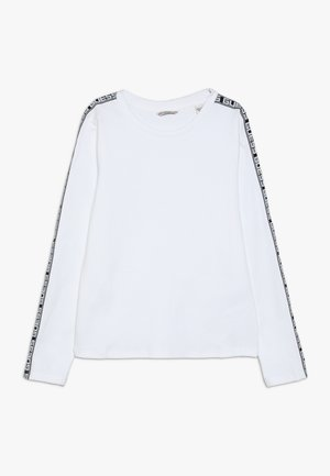 JUNIOR EXCLUSIVE - Long sleeved top - true white
