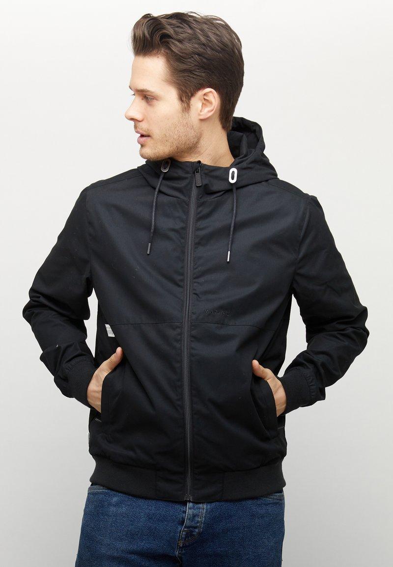 Mazine - CAMPUS - Light jacket - black