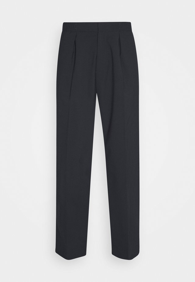 DASH TROUSER - Bukse - dark blue