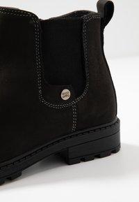 Gioseppo - Kotníkové boty - black - 2