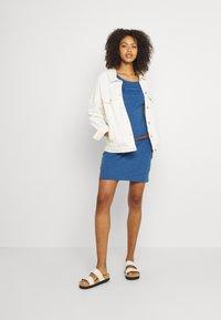 Ragwear - TANYA - Jersey dress - blue - 1