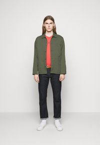 Polo Ralph Lauren - PIECEDYE MILT CHINO - Shirt - army olive - 1