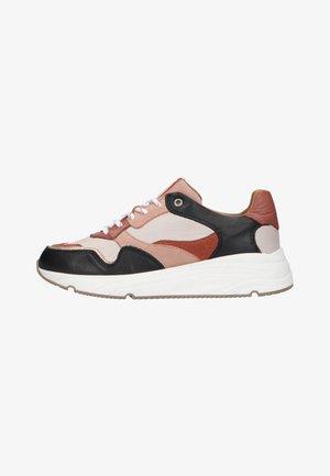 Sneakers laag - schwarz