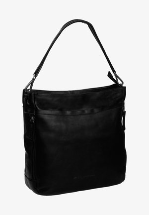 LIZZY - Handbag - schwarz