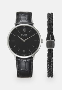 BOSS - SET - Watch - black - 0