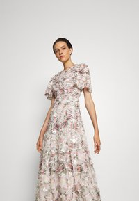 Needle & Thread - LUNETTE FLORAL SWAN ANKLE GOWN - Occasion wear - moonshine - 5