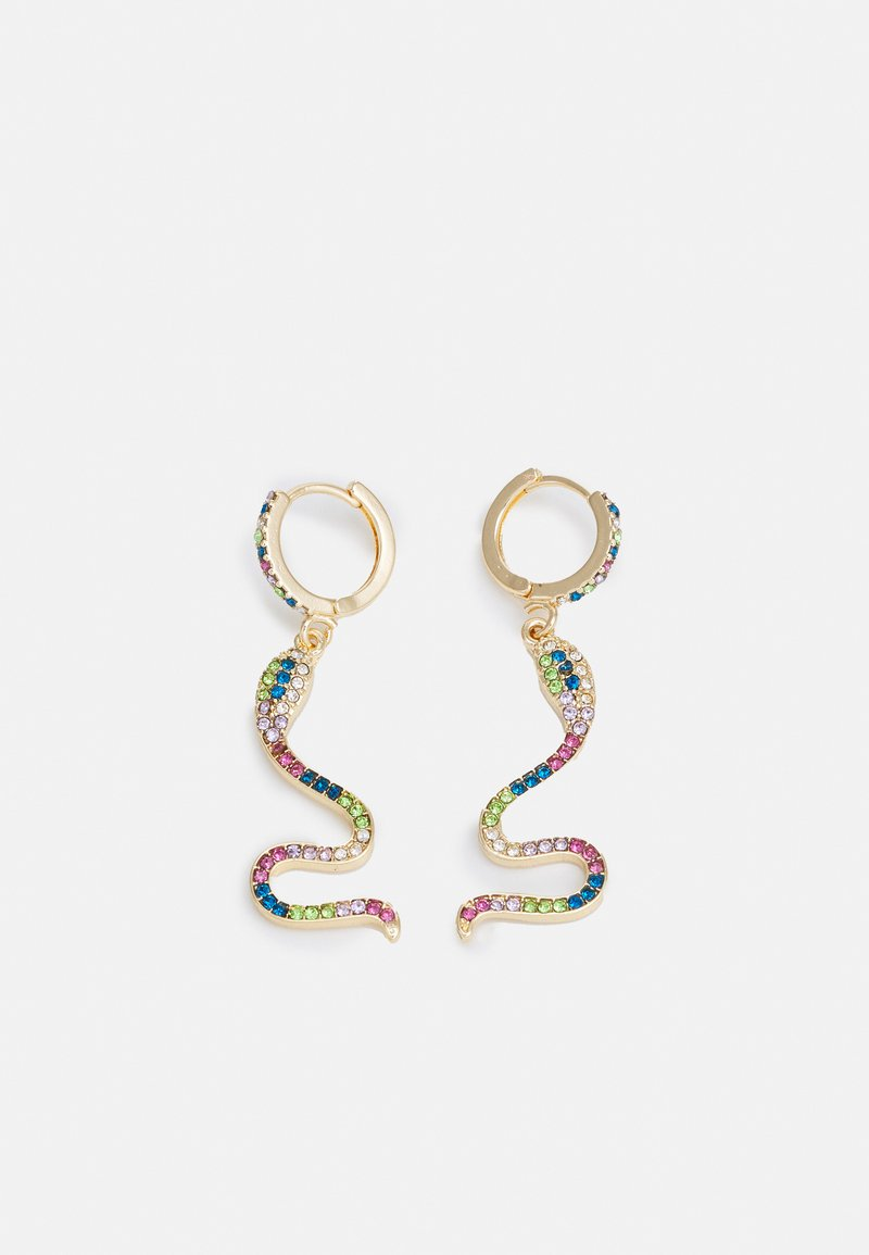 Pieces - PCPAMMI EARRINGS - Earrings - gold-coloured