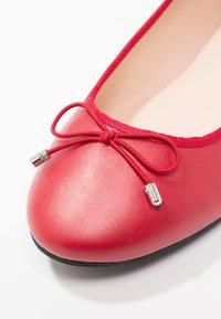 PARFOIS - Ballerines - red - 6
