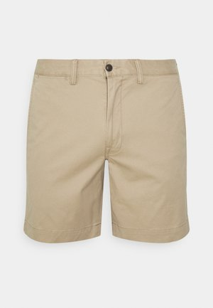 STRAIGHT FIT BEDFORD  - Short - boating khaki
