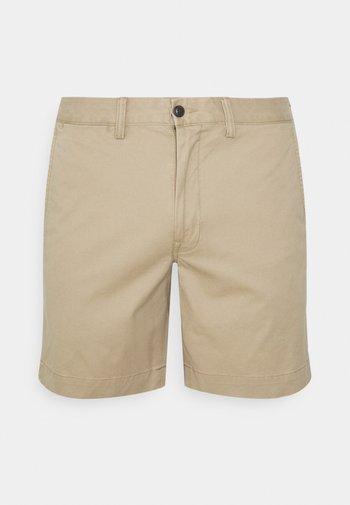 STRAIGHT FIT BEDFORD  - Short - boating khaki