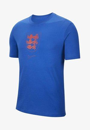 ENGLAND - Print T-shirt - sport royal