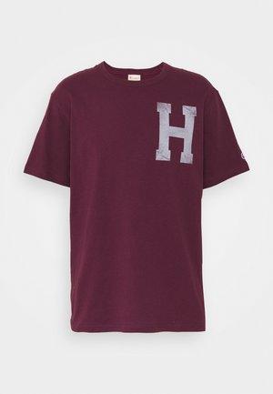 HARVARD UNIVERSITY CREWNECK - T-shirt med print - bordeaux