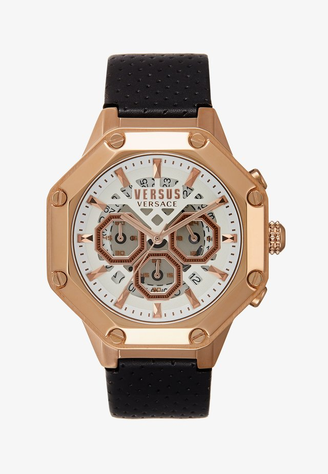 KOWLOON PARK - Chronograph - brown