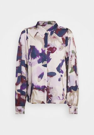 ERENE - Overhemdblouse - watercolor purple