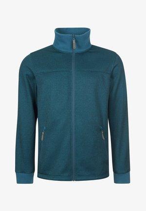 FARAWAY  - Fleece jacket - blue coral
