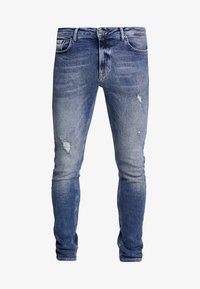 YOURTURN - Jeans Skinny Fit - blue denim - 4