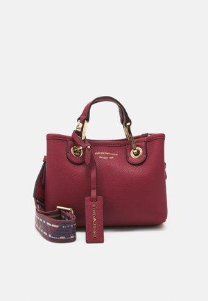 Across body bag - wine red