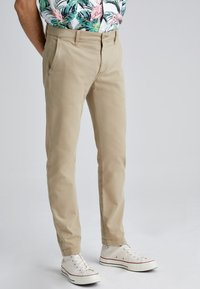 Levi's® - XX CHINO SLIM FIT II - Chino - true chino shady - 0
