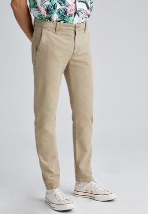 XX CHINO SLIM FIT II - Pantalones chinos - true chino shady