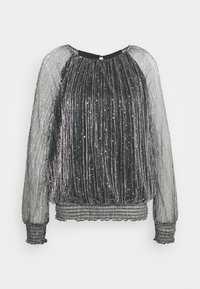 Wallis - MOONLIGHT BLOUSON - Blouse - silver - 0