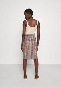 M Missoni - Pouzdrová sukně - multicolor - 2