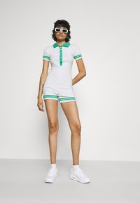 Missguided - PLAYBOY SPORTS - Jumpsuit - grey marl - 1