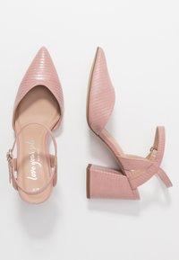 New Look - RAYLA - Escarpins à talons hauts - light pink - 3