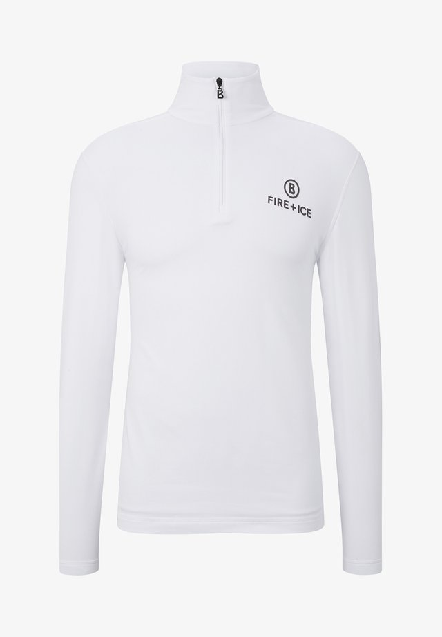 PASCAL - Long sleeved top - weiß