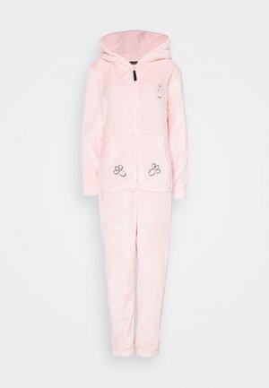 BUNNY ONESIE ROBE - Pyjamas - pink