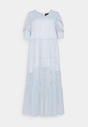 SILLA DRESS - Maxi dress - light blue
