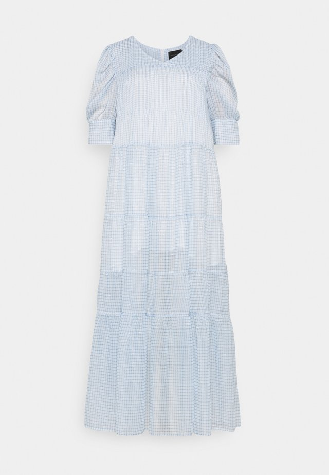 SILLA DRESS - Vestido largo - light blue