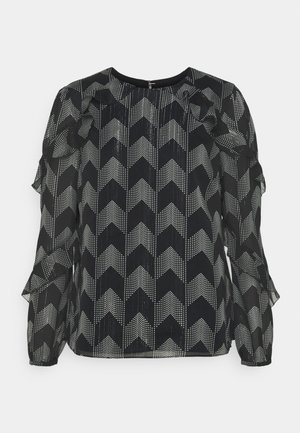 MOWENNA - Blouse - black