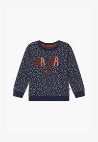 Lemon Beret - SMALL GIRLS - Sweater - dark blue - 0