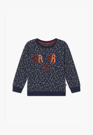 SMALL GIRLS - Sweater - dark blue
