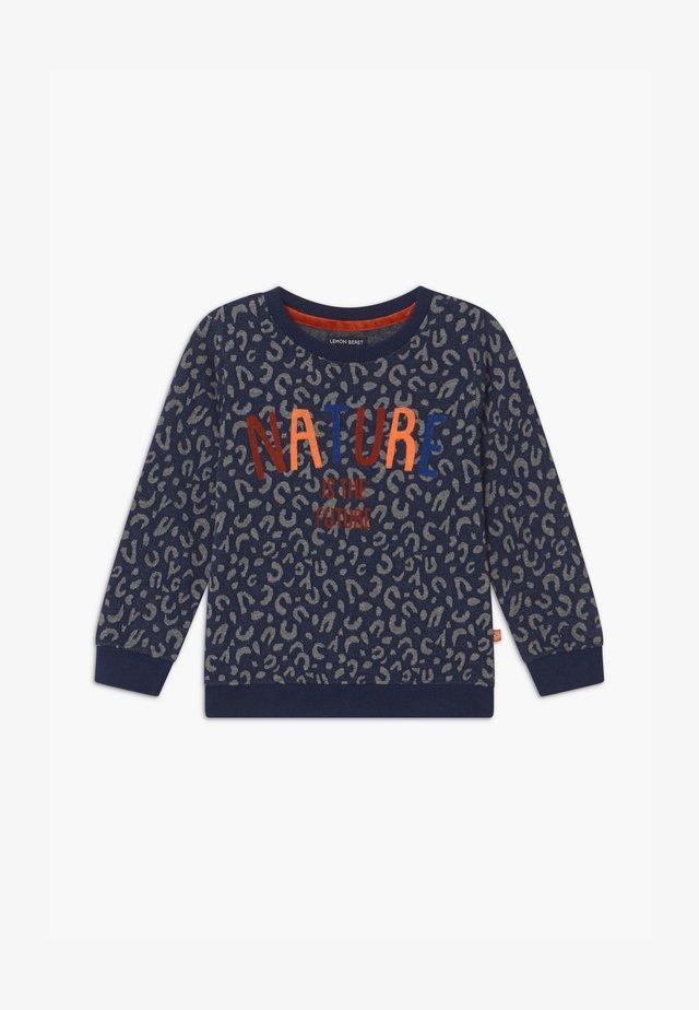 SMALL GIRLS - Sweatshirt - dark blue
