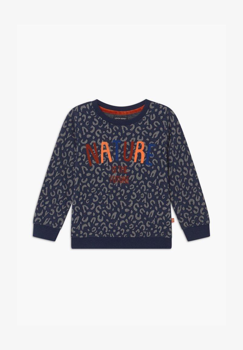 Lemon Beret - SMALL GIRLS - Sweater - dark blue