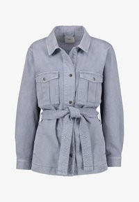 Next - Denim jacket - lilac - 1