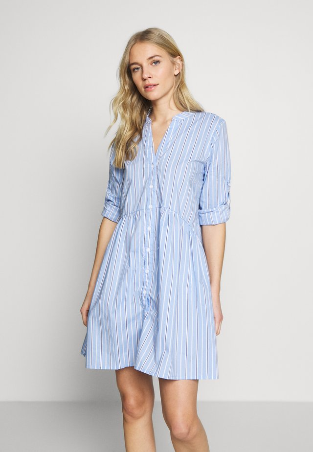 HELENA SHIRT TUNIC - Skjortekjole - provence