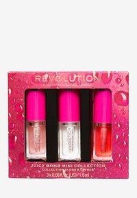 Makeup Revolution - REVOLUTION JUICY BOMB MINI SET OF 3 - Makeup set - multi-coloured - 1