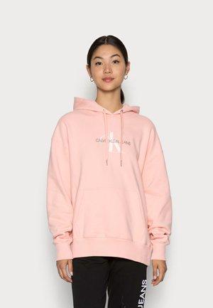 MID SCALE MONOGRAM HOODIE - Sweatshirt - blossom
