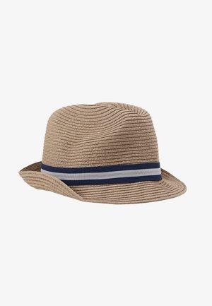 NKMACC DAVIO HAT - Hatt - stone