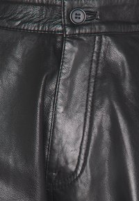 Tiger of Sweden Jeans - WEJN - Leather trousers - black - 2