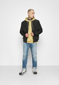 Common Kollectiv - JACKET UNISEX  - Bomber Jacket - black - 1